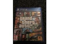 Grand theft auto 5 Ps4 gta