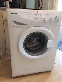 Hoover 1600rpm washing machine - working!