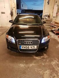 Audi A4 2.0 TDI S Line Special Edition 4dr