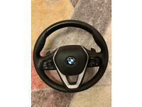 Bmw 5/7 series steering wheel