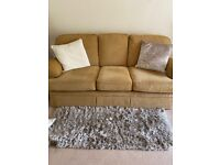 Marks and Spencer 3 and 2 seater settee and chair