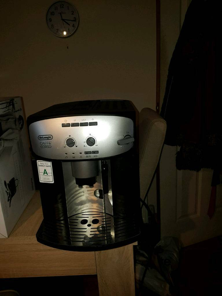 Bean To Cup Coffee Machine In Greenock Inverclyde Gumtree