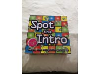 Spot the Intro game & CD
