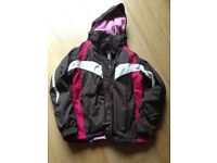 Ladies winter jacket/coat ('Animal' make) - size 14 - in fantastic condition!