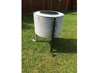 FIREPIT/PATIO HEATER/BARBECUE/WOOD BURNER