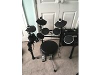 Alesis Drum Kit and Hartke Amp
