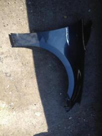 VW golf mk7 gtd grey o/s front wing driver side se r gti 2013-2017