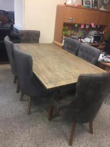 Dining Room Set 7 Piece