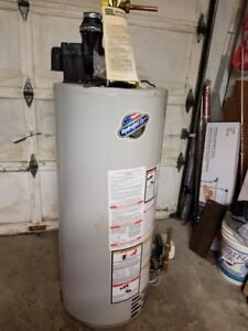 High efficiency water heater 3 years old for $100