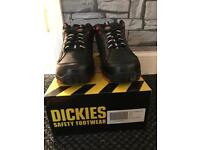 Dickies super legend safety trainer size 8