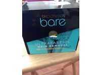 Brand NEW!! BARE Smoothskin IPL Laser Hair Remover