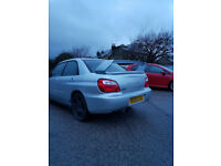 Subaru impreza wrx 2.0 Turbo £2750 NO OFFERS