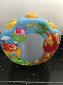 Vtech Projector Winnie the Pooh Mobile
