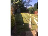 15 Rolls of grade A grass