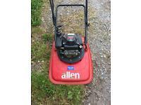 Allen Honda hover flymo petrol lawnmower