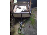 1.8M x 1.1M Trailer needs some attention