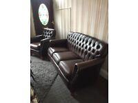 Genuine Thomas Lloyd Sofa suite