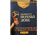 Panini World Cup Russia 2018 Stickers
