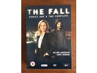 The Fall series 1 and 2 DVD box set