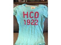 Ladies hollister t shirt