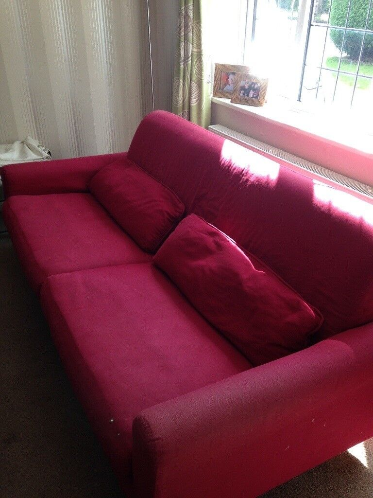 Ikea Nikkala Sofa With Spare Covers
