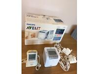PHILIPS AVENT BABY MONITOR SCD535