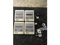 Super Nintendo job lot