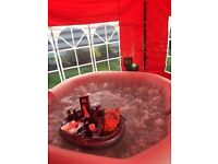 Bouncy Castle hire and Disco Hot Tub Hire