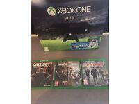 Xbox one 3games 1pad