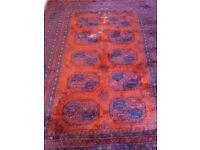 Central Asia rug 230cm x 170cm (7'6 x5'7)