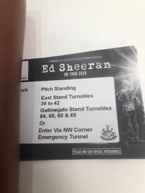 Ed Sheehan