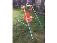 Baby swing Good clean condition