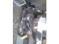 Sym symhony moped 125cc 66 plate