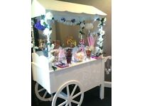 VINTAGE SWEET/CANDY CART FOR SALE - £275