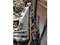 plumbing and drainage contractor