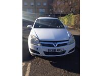 2008 Vauxhall Astra Special Quick Sale only £900