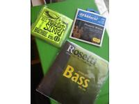 Guitar strings brand new