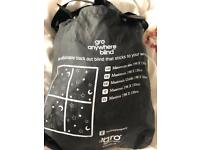 Gro anywhere black out blind perfect condition £10
