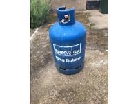 Empty Calor 15kg butane gas bottle