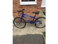 Kids mountain bike. In good condition, hardly used