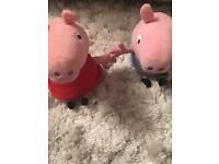 Peppa pig bundle of toys