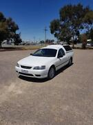 Ford Falcon Ute 2006 BF Dedicated Gas with Rego and RWC Katamatite Moira Area Preview