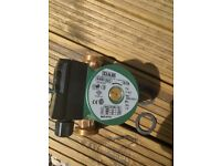 DAB circulator pump for central heating/air-conditioning systems