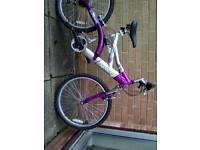 Girls 18 speed Excel Spice Mountian Bike