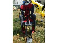 Hamax child bike seat up to 22kg