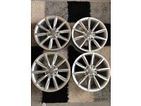 Audi Wheels 18 inch