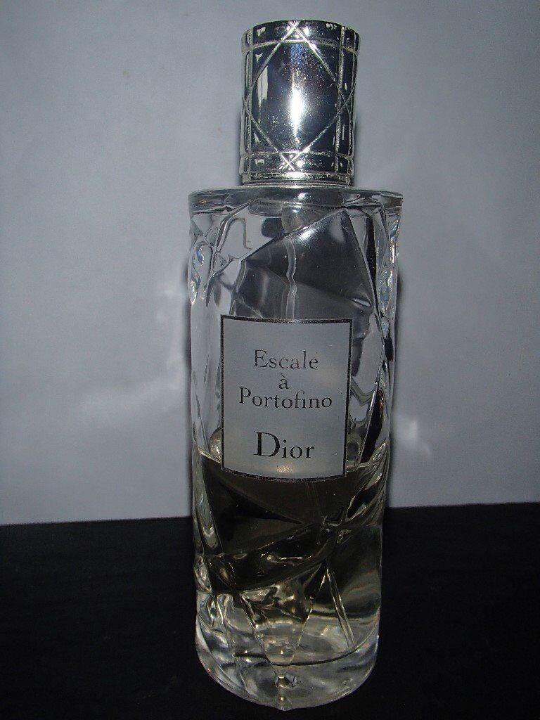 Perfume - Escale à Portofino by Christian Dior 125ml bottle
