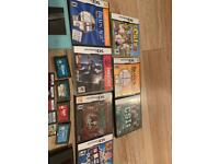 Nintendo Ds consoles with games