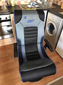 X Rocker Drift gaming chair.