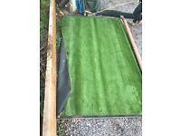 2.5Mtr x 4Mtr 38mm Artificial Grass